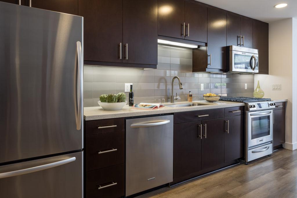 The-Avenue-One-Bedroom-KitchenAid-Appliances